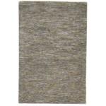 Modern Hand Tufted Wool Brown 2' x 3' Rug