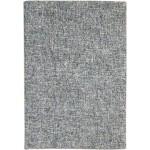 Modern Hand Tufted Wool Grey 2' x 3' Rug - rh000508
